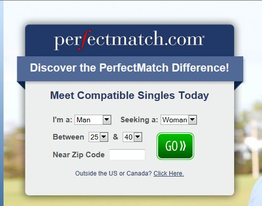 perfect match website
