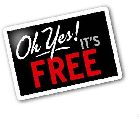 Free of serious members!
