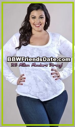 Considered by most of one of the best online dating sites for Plus Size Singles