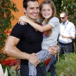 Russian women dating site, Anastasiadate taps sexy Antonio Sabato Jr. as new spokesman.