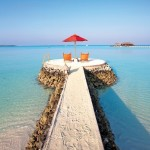 It doesn't have to be a Maldives picnic you know?