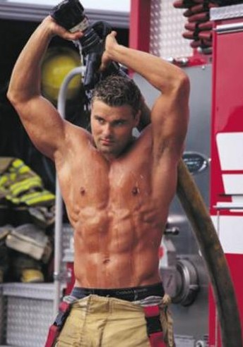 How to meet a firefighter with online dating! (Or a Doctor, Police Officer, or Nurse.)