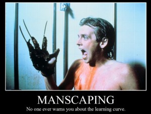 Hospital visits due to manscaping no-no's are on rise. Trim with caution!