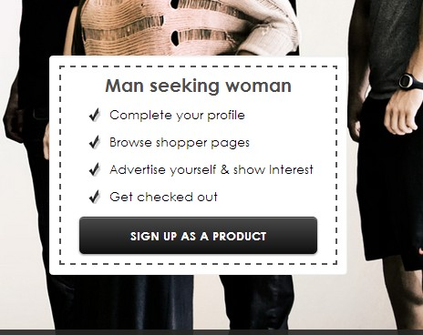 Clearly the checkhimout dating site is going for shock factor. Will it work?