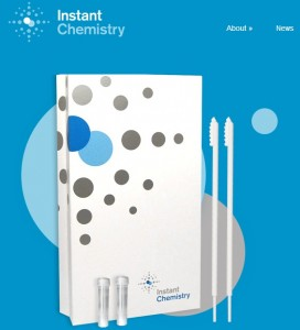 InstantChemistry.ca is one of the first to enter the segment