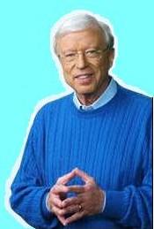 Dr. Neil Clark Warren, that is    nice sweater man!