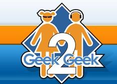 Want to meet a Geek?