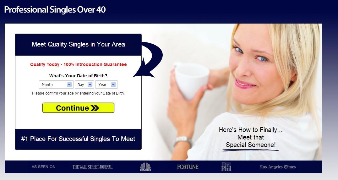 Best dating websites for professionals over 40