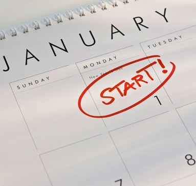 Tips and advice on how to keep your new years resolution.