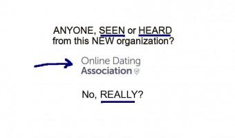'Online Dating Association' Has Few REAL Associations!